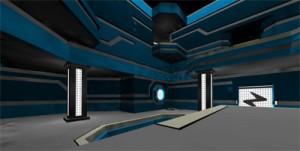 Quake 3 - Map 2