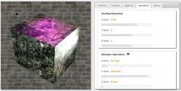 WebGL 3D Model Image 1